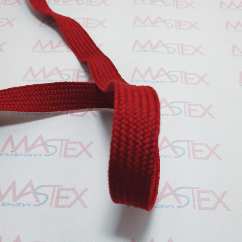 TRESSE PLATE POLYESTER